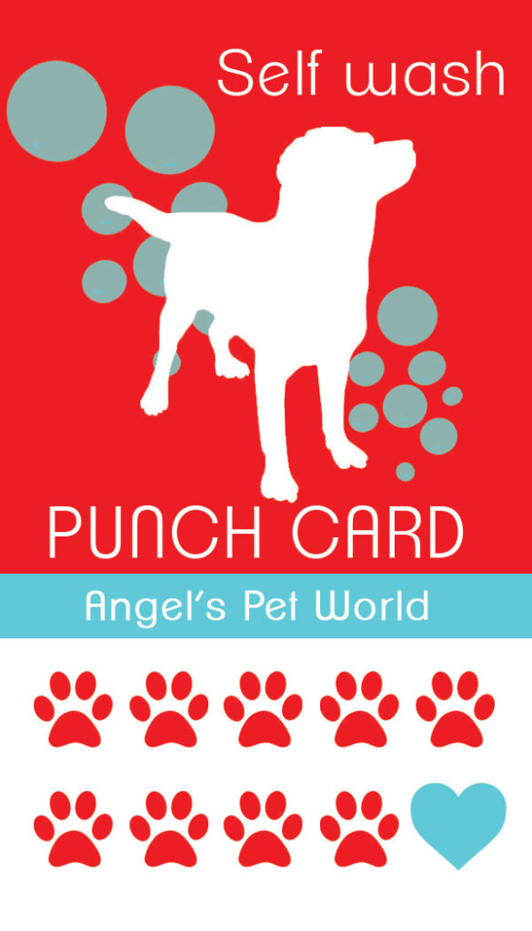 DogWash_PunchCard
