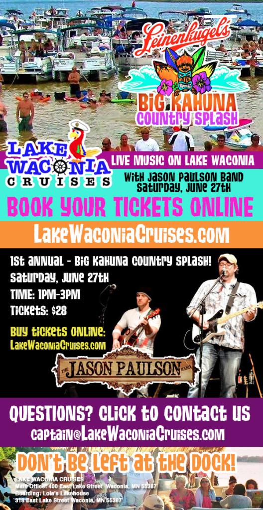 BigKahuna_LakeWaconiaCruises_Pontoon_Cruise_MN_0615