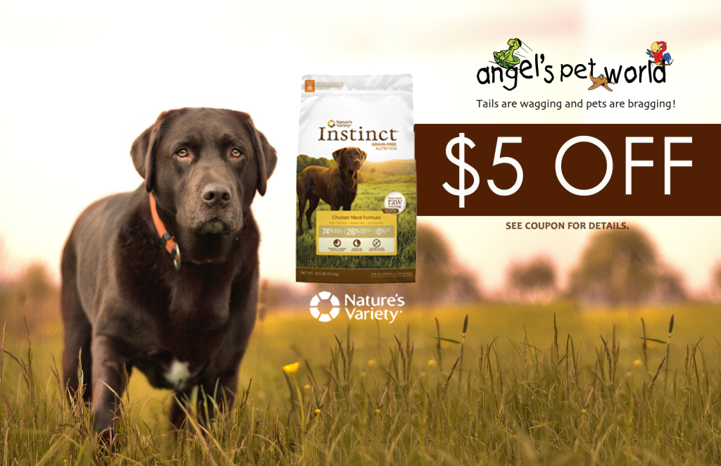 natures-variety_Dog_food_Hudson_nature-variety_Angels_Pet_World